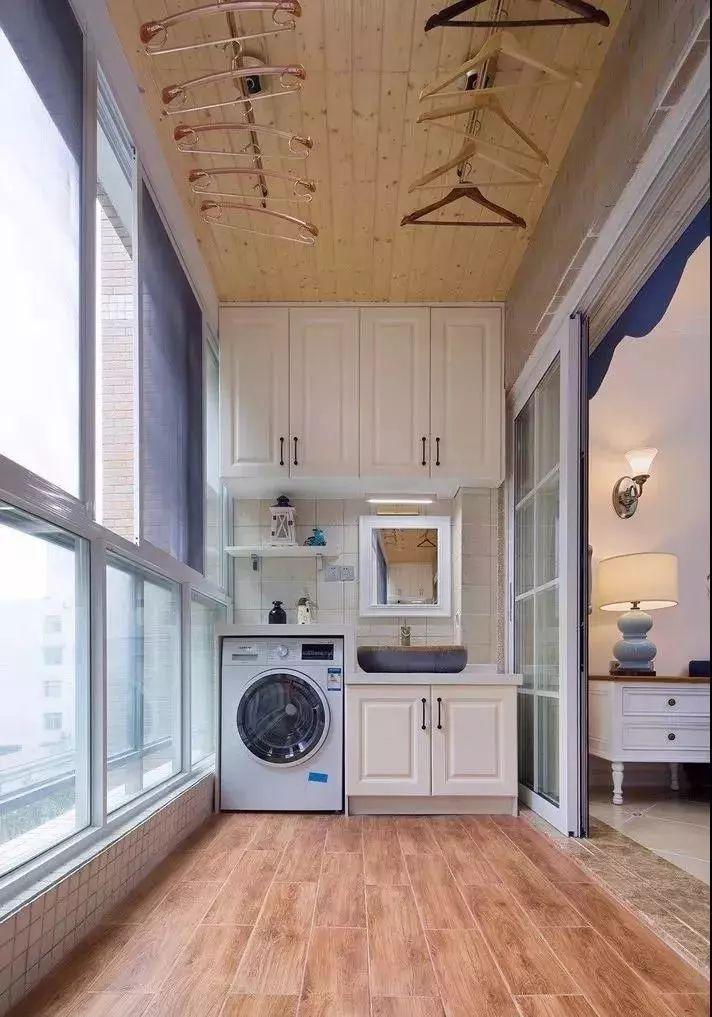 阳台设计装修 尚品宅配为你规划三点轻松打造阳台