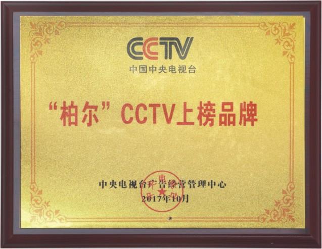 CCTV上榜品牌