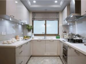 法式风情厨房装修效果图大全 烤漆橱柜效果图大全