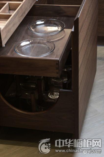 普瑞卡橱柜 简约工业风格橱柜效果图