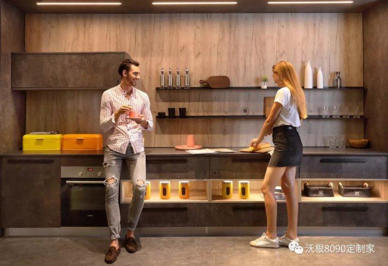 沃根8090梦想厨房系列—2018新款