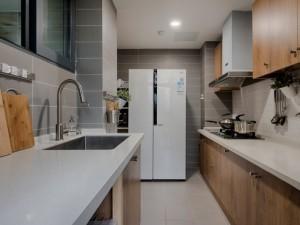 小户型厨房装修效果图 橱柜效果图