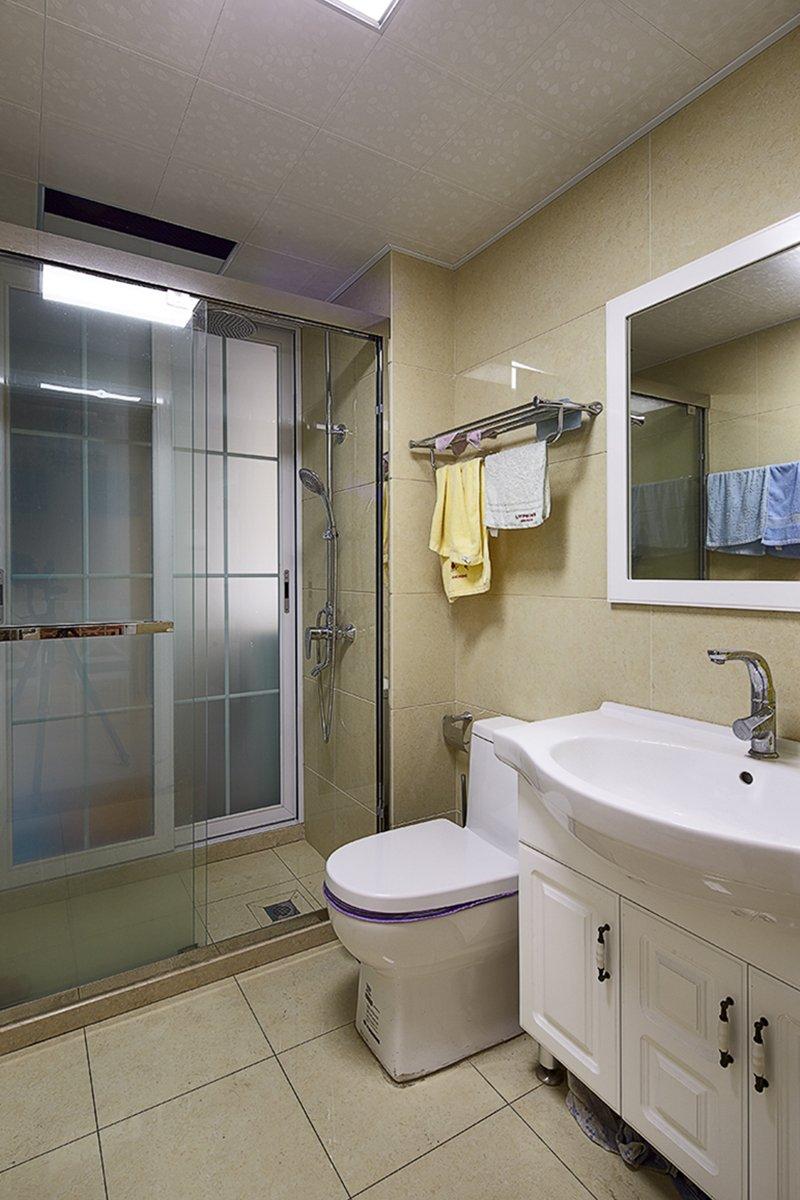 小厨房装修效果图 绿色橱柜效果图