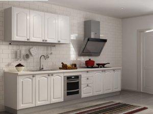 金牌厨柜效果图 欧式西雅图2厨柜图片