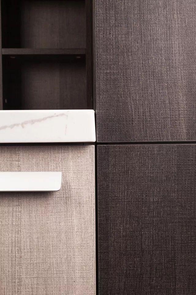 益有橱柜 现代简约风格迷幻自然橱柜效果图