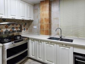 美式橱柜图片大全 小厨房装修效果图