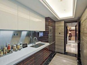美式厨房装修效果图 厨房橱柜图片