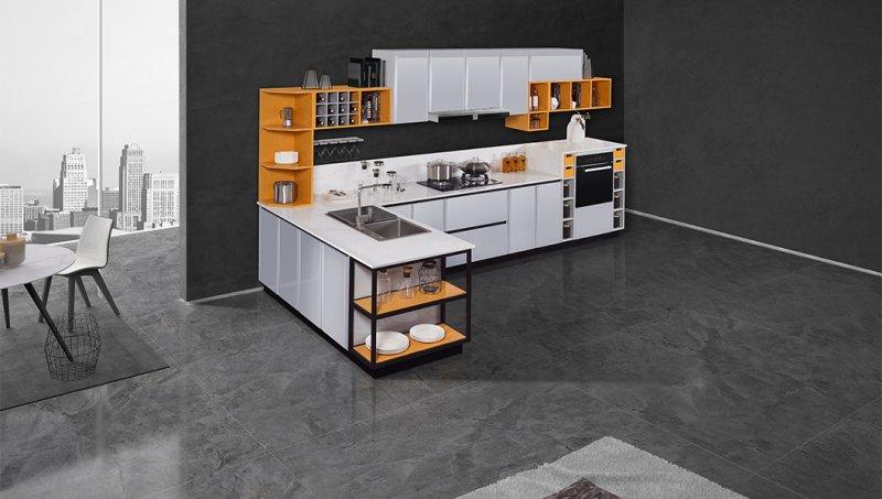 柏厨厨柜2019上海厨卫展参展企业 厨柜装修效果图 原色地带升级版