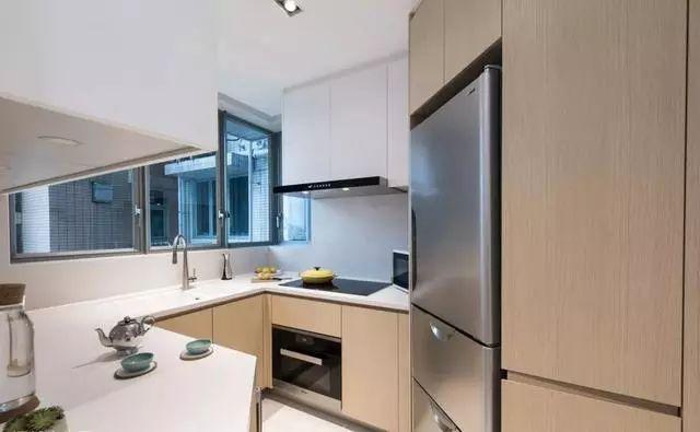 宇曼橱柜·全屋定制图片 厨房橱柜设计装修效果图