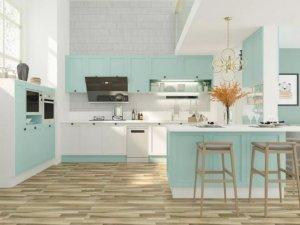 箭牌橱柜图片 橱柜厨房装修效果图