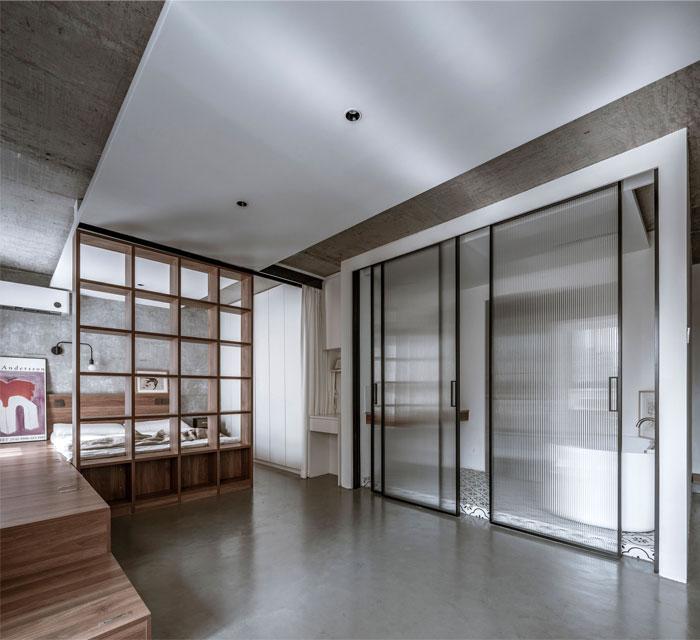 灰色櫥柜效果圖 小戶型廚柜裝修效果圖