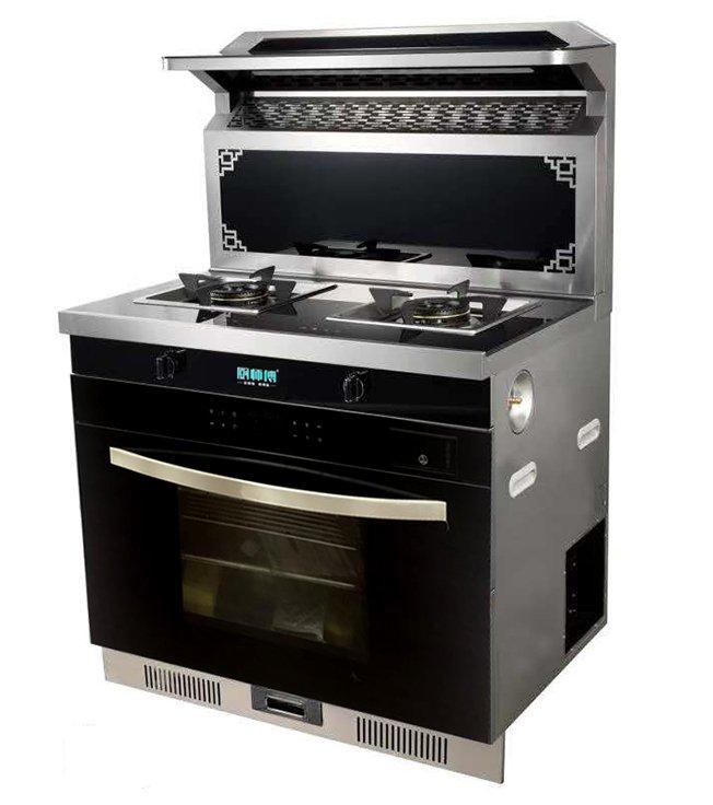 廚師傅電器圖片J09 現代風格集成灶效果圖