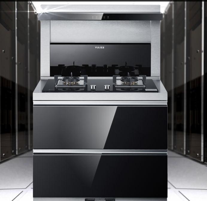 诺孚厨堡集成灶图片 诺孚厨堡集成灶JJZ(YTR)-90F4A集成灶效果图