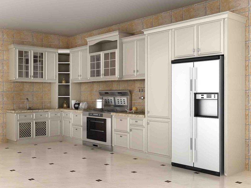 艾博U厨橱柜衣柜图片 北欧风格橱柜效果图