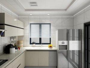 奥华吊顶图片 现代风格风格厨房吊顶效果图