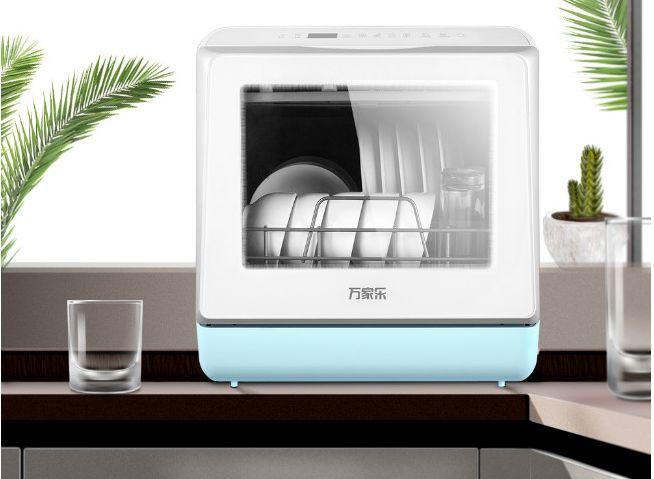 万家乐集成灶图片 洗碗机产品装修效果图