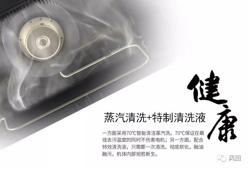 风田智清洁集成灶图片 F8系列产品及装修效果图