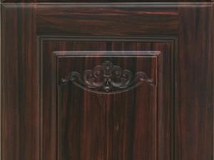 豪泰橱柜门板图片梵音 实木系列橱柜门板效果图