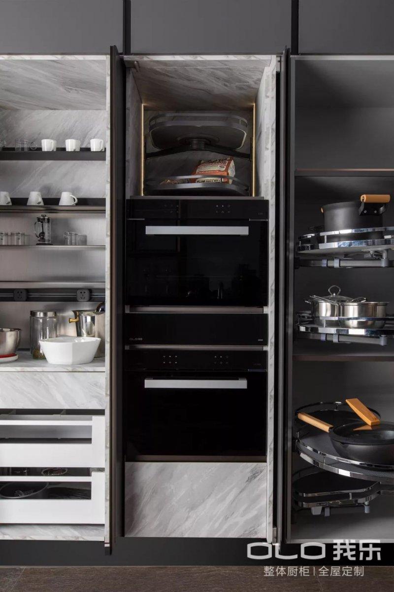 更时尚的智慧厨房