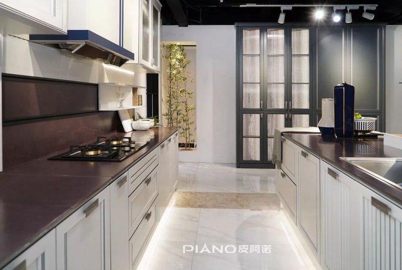 皮阿诺图片赫拉E1系列 现代风格橱柜效果图