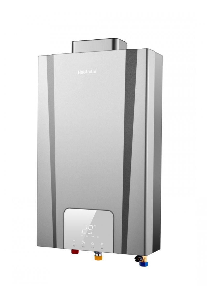 好太太全新六感微控燃气热水器