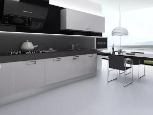 博洛尼橱柜图片 现代北欧风格橱柜效果图