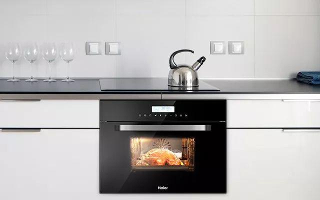 海尔蒸烤箱