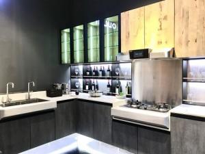 OULIN欧琳图片H+PLUS健康厨房 现代风格厨房效果图