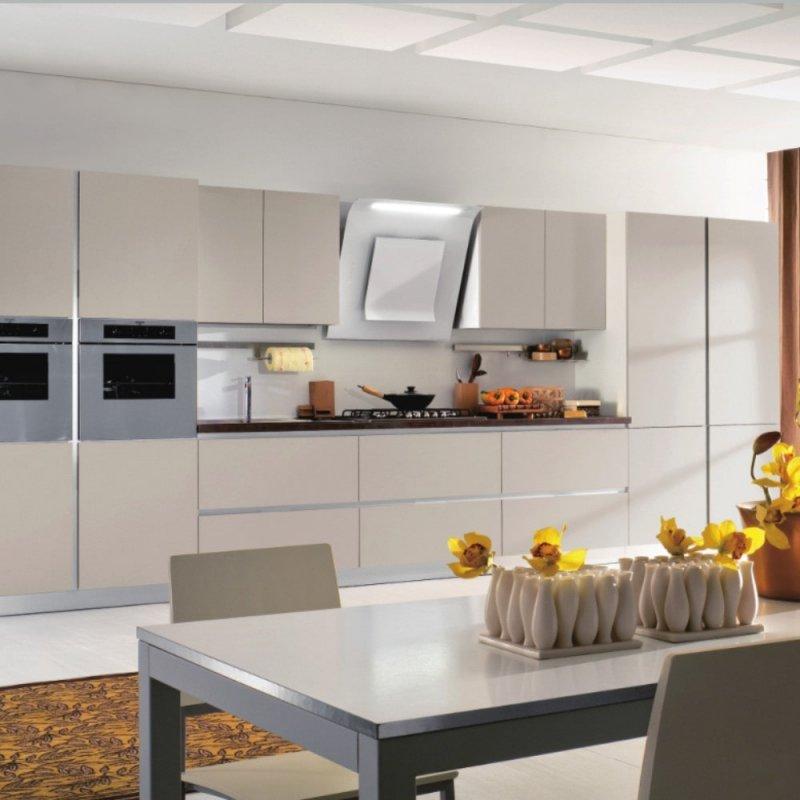 志华板材图片LCT-3003 高端LCT系列厨房装修效果图