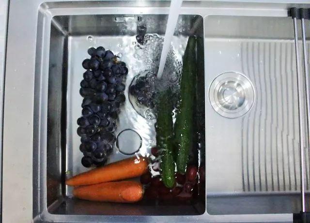 蓝炬星集成灶图片 蓝炬星XJA7S集成水槽洗碗机厨房装修效果图_10