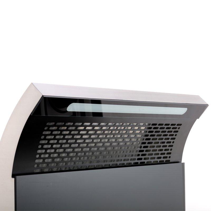 千科集成灶图片 K7集成灶一体灶厨房装修效果图
