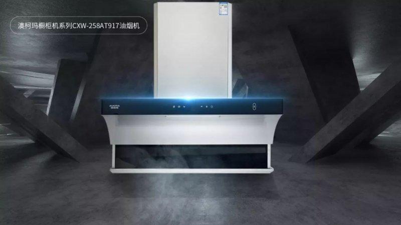 澳柯玛整体家居图片CXW-258AT917 现代风格油烟机效果图