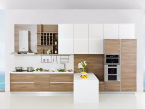 安泊厨柜|全屋定制 浮力森林系列产品效果图