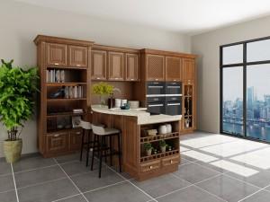 安泊厨柜|全屋定制 里斯本系列产品效果图