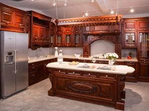 安泊厨柜|全屋定制 曼哈顿系列产品效果图