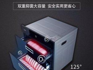澳柯玛整体家居图片ZTD100-W801 现代风格嵌入式消毒柜效果图