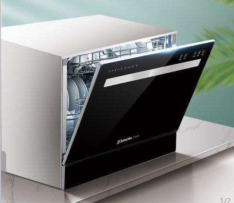 SAKURA樱花家用中央空调价格表洗碗机X610 超强体验幸福力MAX