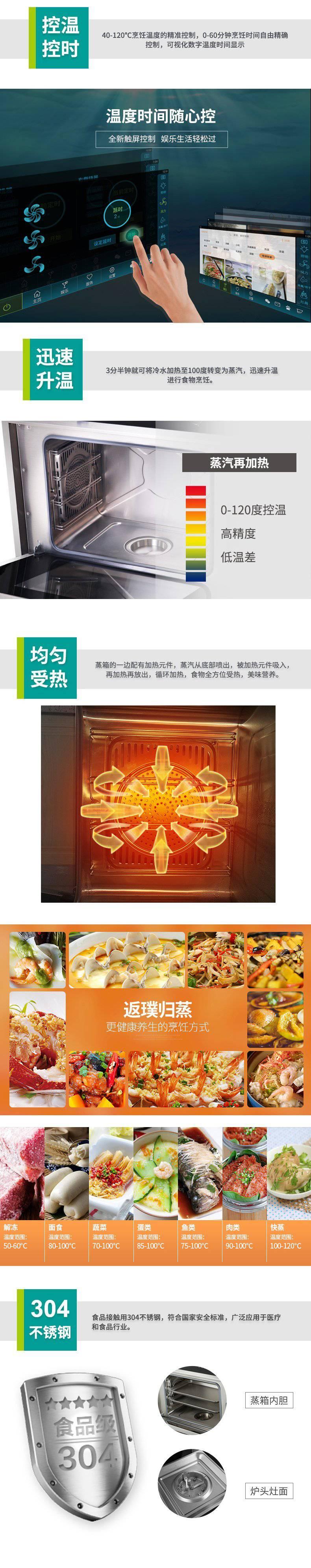 帅丰集成灶图片 GTS-9B-90智成者高端系列烟灶消集成环保灶装修效果图