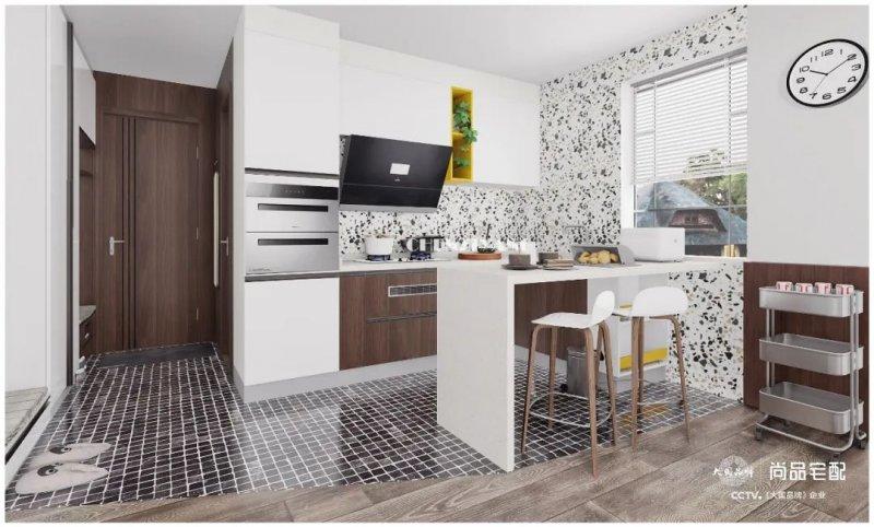 尚品宅配图片 橱柜厨房装修效果图