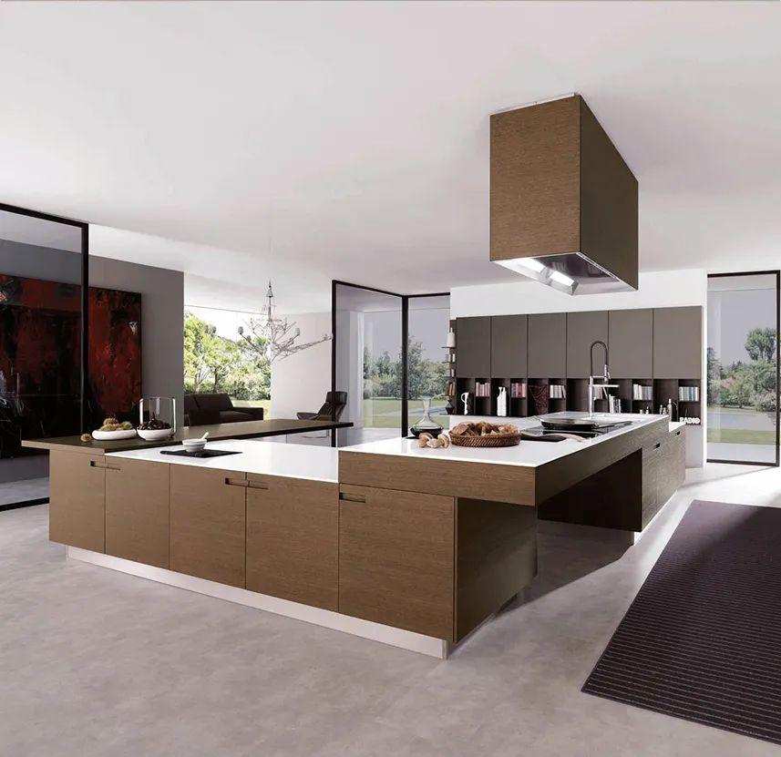 韩丽高端定制图片 厨房厨房装修效果图_2