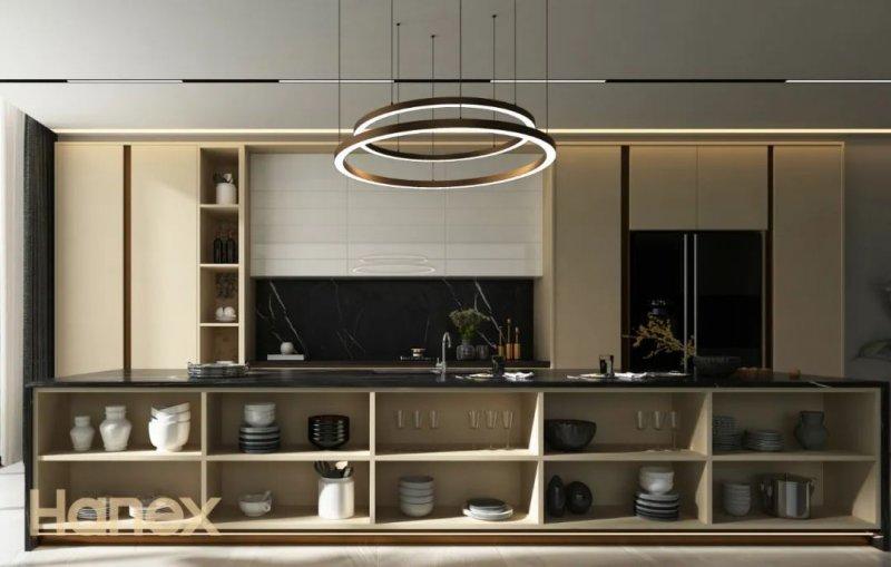 韩丽高端定制图片 厨房厨房装修效果图