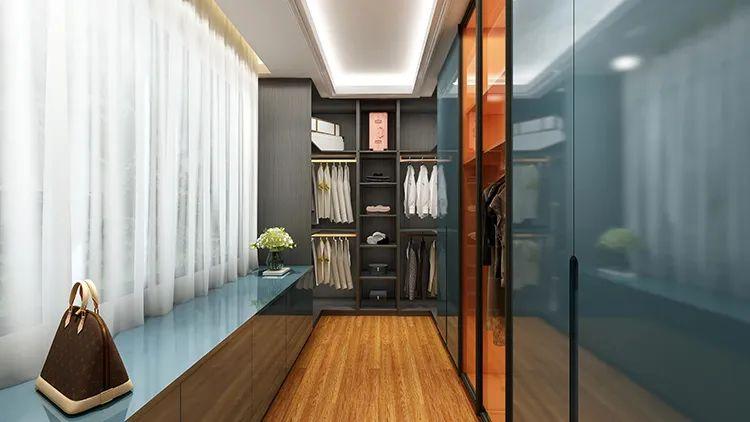 博洛尼橱柜装修 新中式风格装修效果图