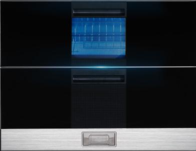 欧川集成灶图片 橱柜集成灶装修效果图