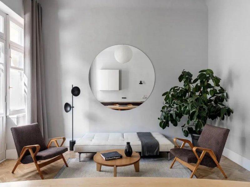古諾奇整體廚房圖片 極簡法式全屋裝修效果圖