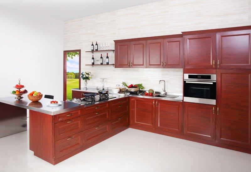 卡利亚不锈钢橱柜 大气美式 安德里亚 产品效果图_1