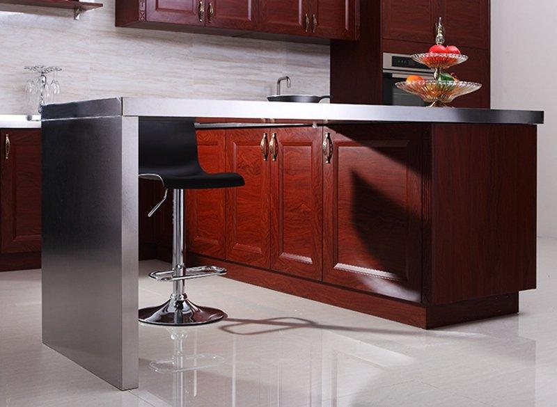 卡利亚不锈钢橱柜 大气美式 安德里亚 产品效果图_2