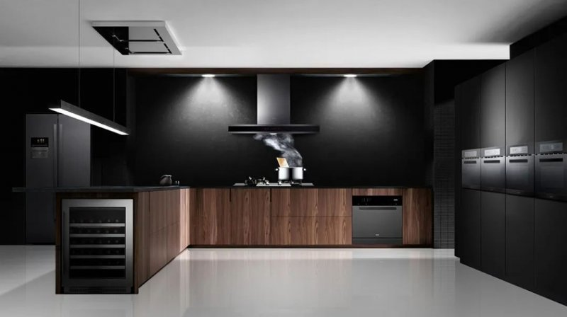 安德厨电产品图片 现代风格厨房装修效果图