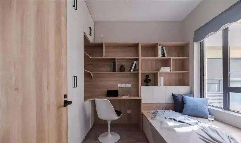 澳比德全屋定制室内设计图片 中式现代简约效果图