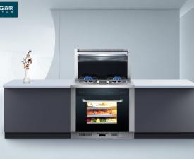 森歌集成灶产品图片 厨房装修效果图