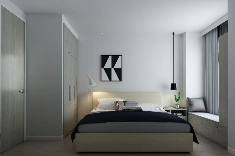 博洛尼室内设计图片 无印工业风装修效果图